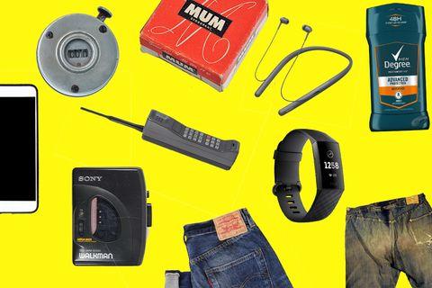 Yellow, Technology, Tape measure, Brand, Tool,
