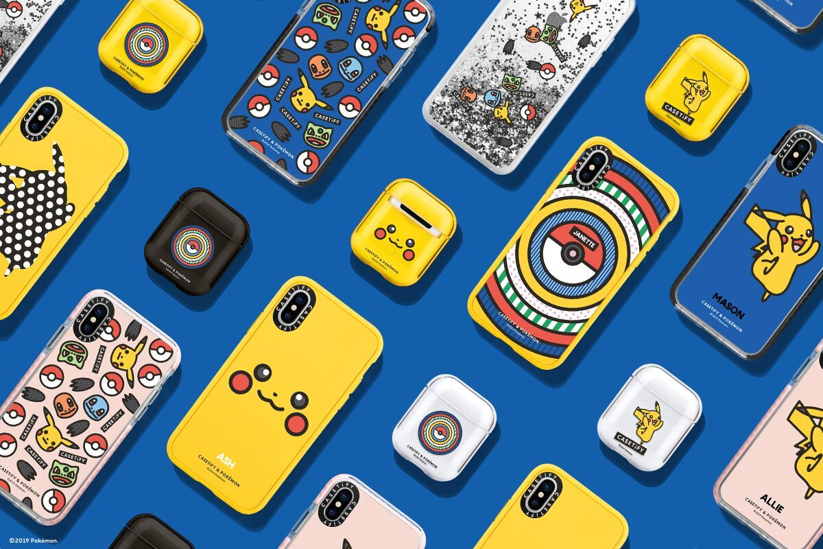 Casetify's Pokémon Phone Case Drop 3 Is Seriously Cool—and Selling Out Fast