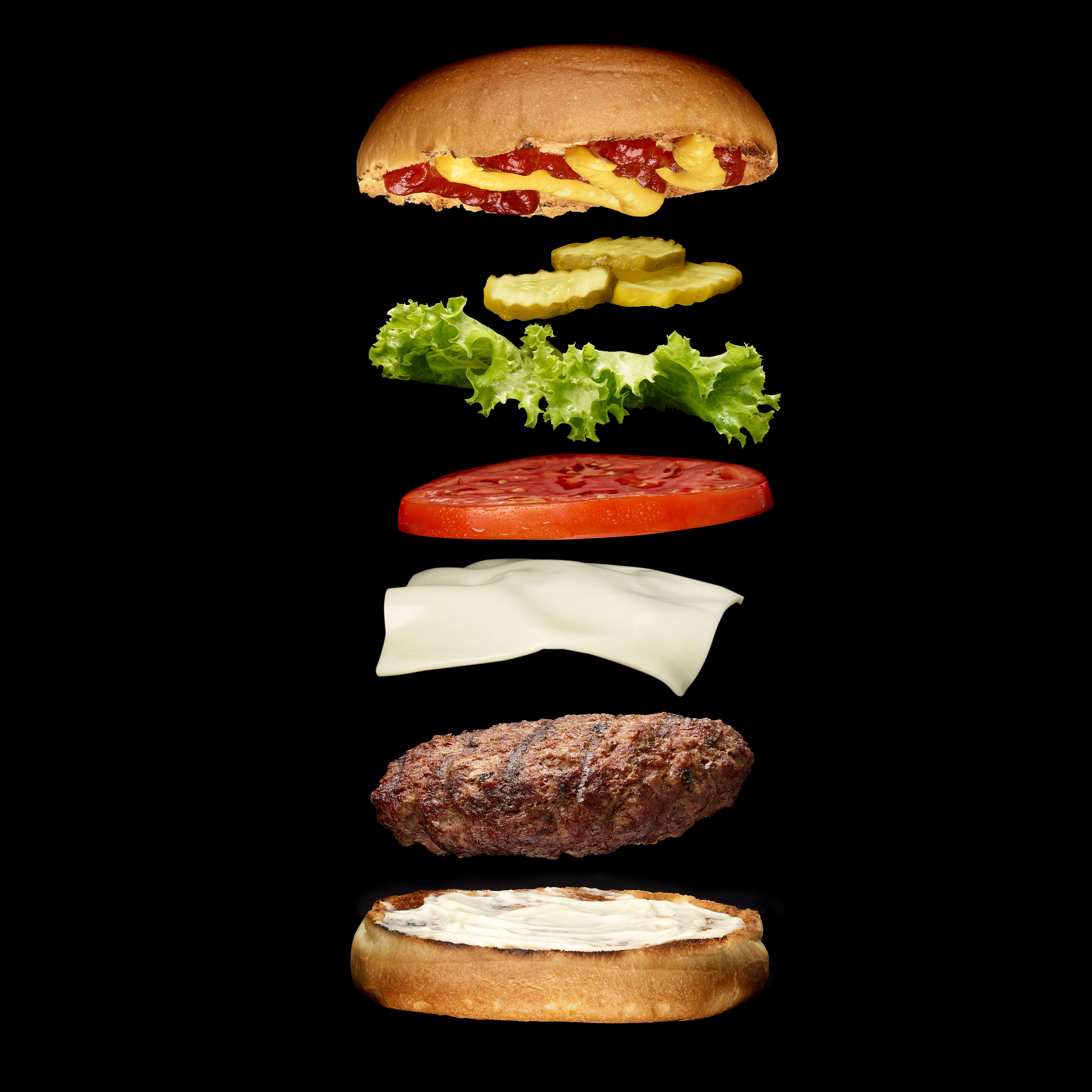 The Science of the Perfect Burger