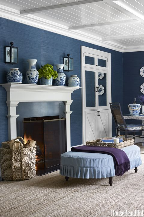 Lee Ann Thornton fireplace