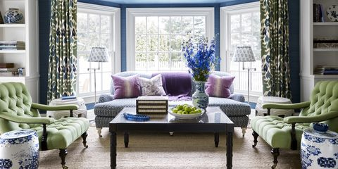 Lee Ann Thornton Living Room