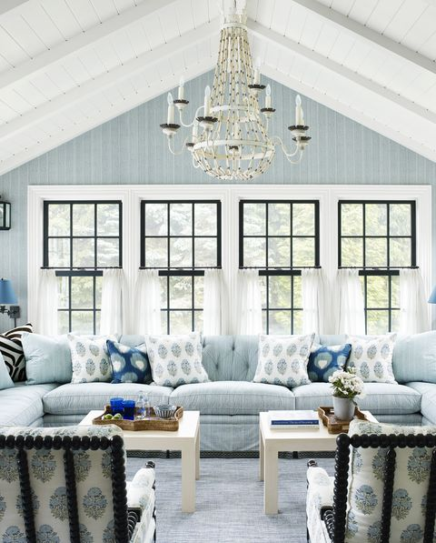Green Living Room Ideas For Soothing Sophisticated Spaces: Soothing And Relaxing Paint Colors For