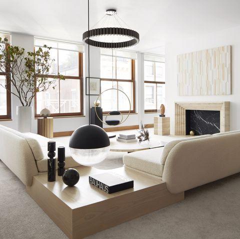 lee broom minimalist home new york