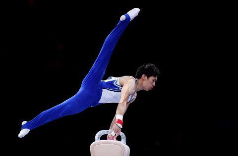 49th fig artistic gymnastics world championships day nine