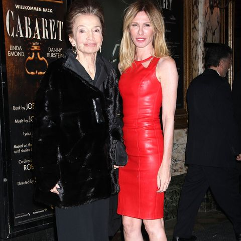 'Cabaret' Broadway Opening Night - Arrivals & Curtain Call