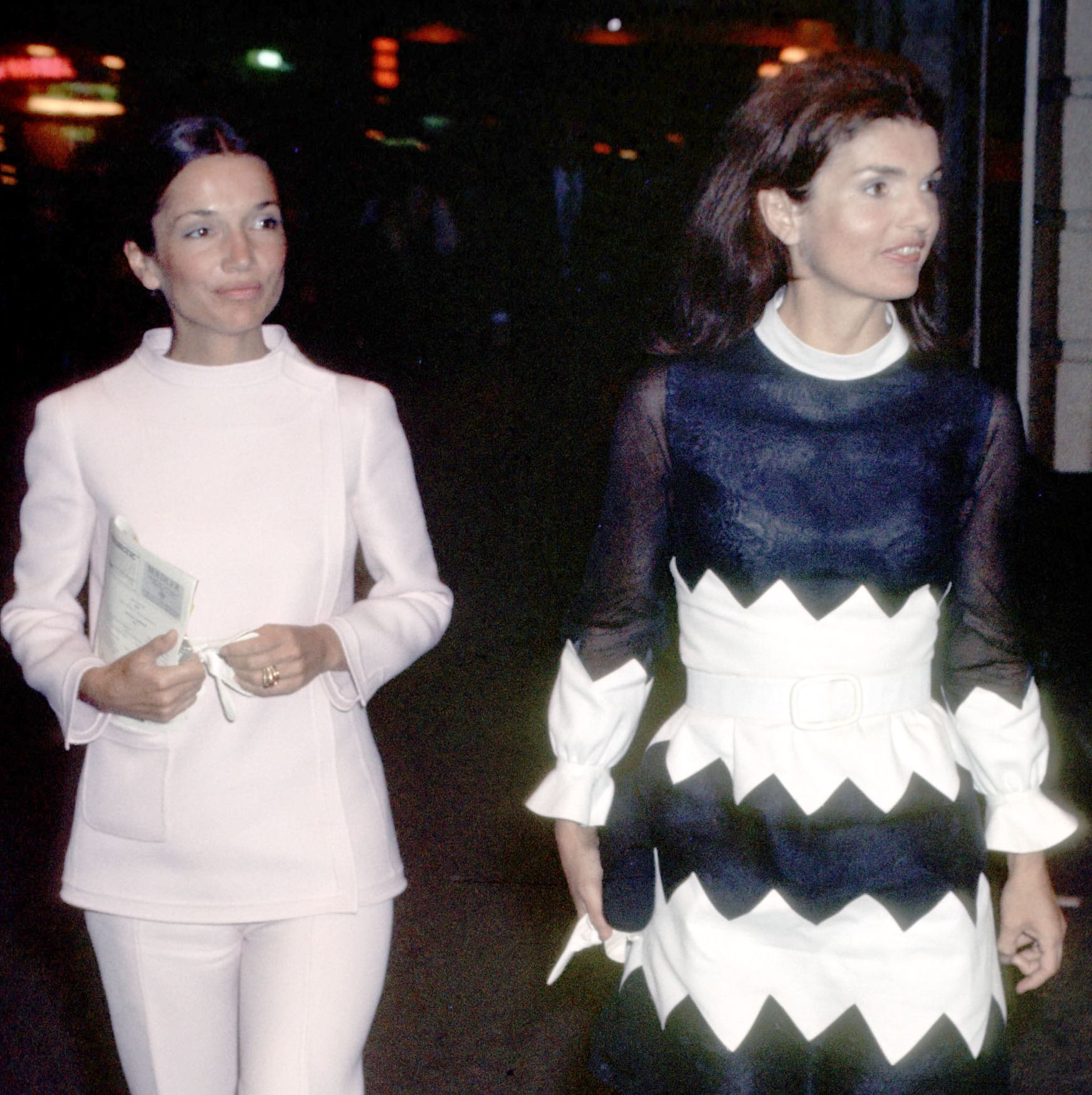 How Lee Radziwill Emotionally Supported Her Sister Jackie Kennedy Following JFK's Assassination
