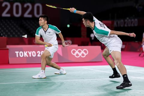 badminton   olympics day 8