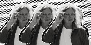Monique van Heist ELLE oktober 2019 jubileumnummer ontwerper, ontwerpster, designer, feestjurk