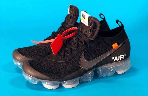 info for 34335 1038f Virgil Abloh's New Nike VaporMaxes Deserve the Hype. Mark ...