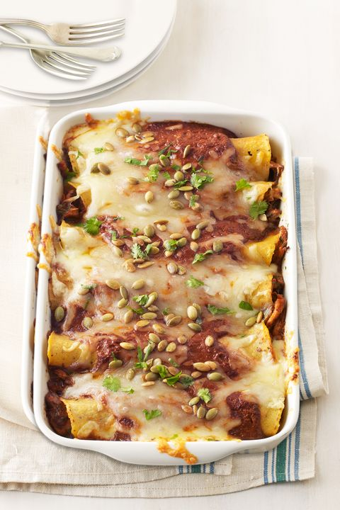 leftover turkey enchiladas recipe