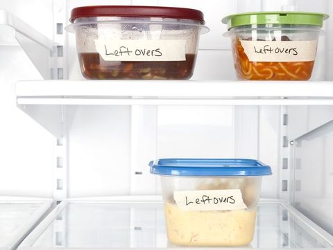 Storing leftover food - How to reheat rice