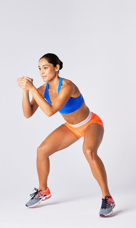 The 20-Minute Leg And Butt Workout That Will Make You Feel The Burn