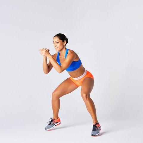 Rutina De 20 Minutos Para Piernas Y Glúteos Ejercicios Para Tonificar Tu Cuerpo
