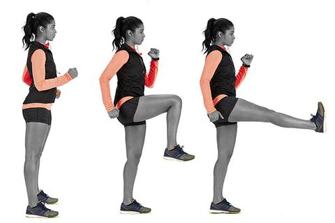 Five Warmup Exercises to Help You Run Your Best