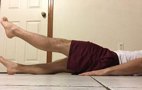 Leg Lifts.