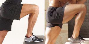 leg transformation
