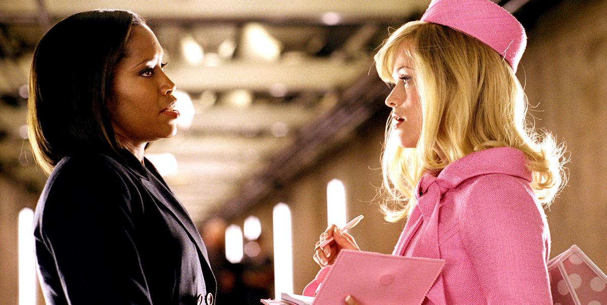 Reese Witherspoon And Regina King Had A Virtual Legally Blonde 2 Reunion