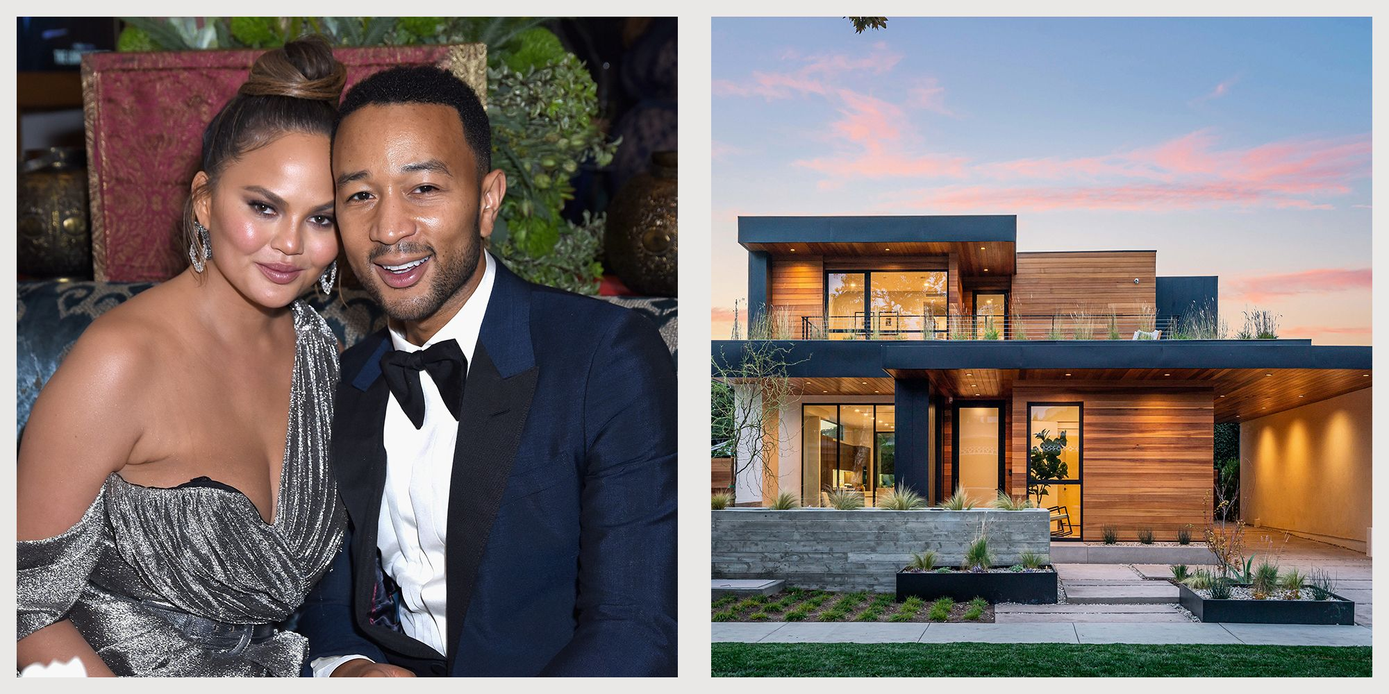 John Legend and Chrissy Teigen Just Bought a New West Hollywood Home