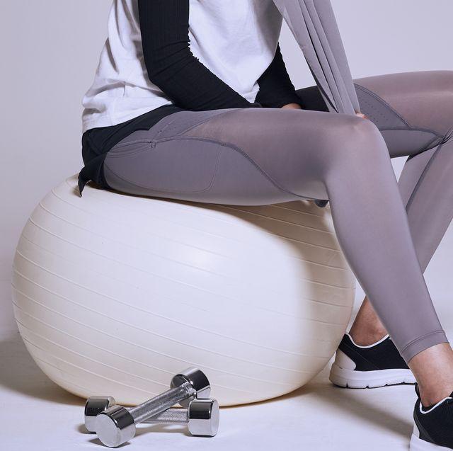 White, Leg, Tights, Clothing, Thigh, Joint, Footwear, Human body, Human leg, Knee,