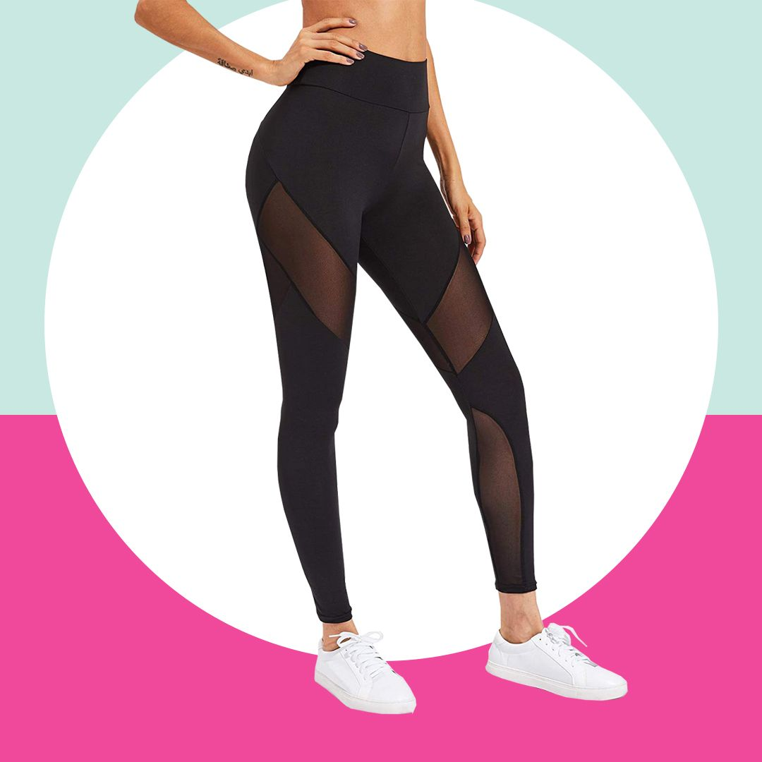 These Amazon Yoga Pants Are Under $20 and Look Like Fancy $90 Leggings