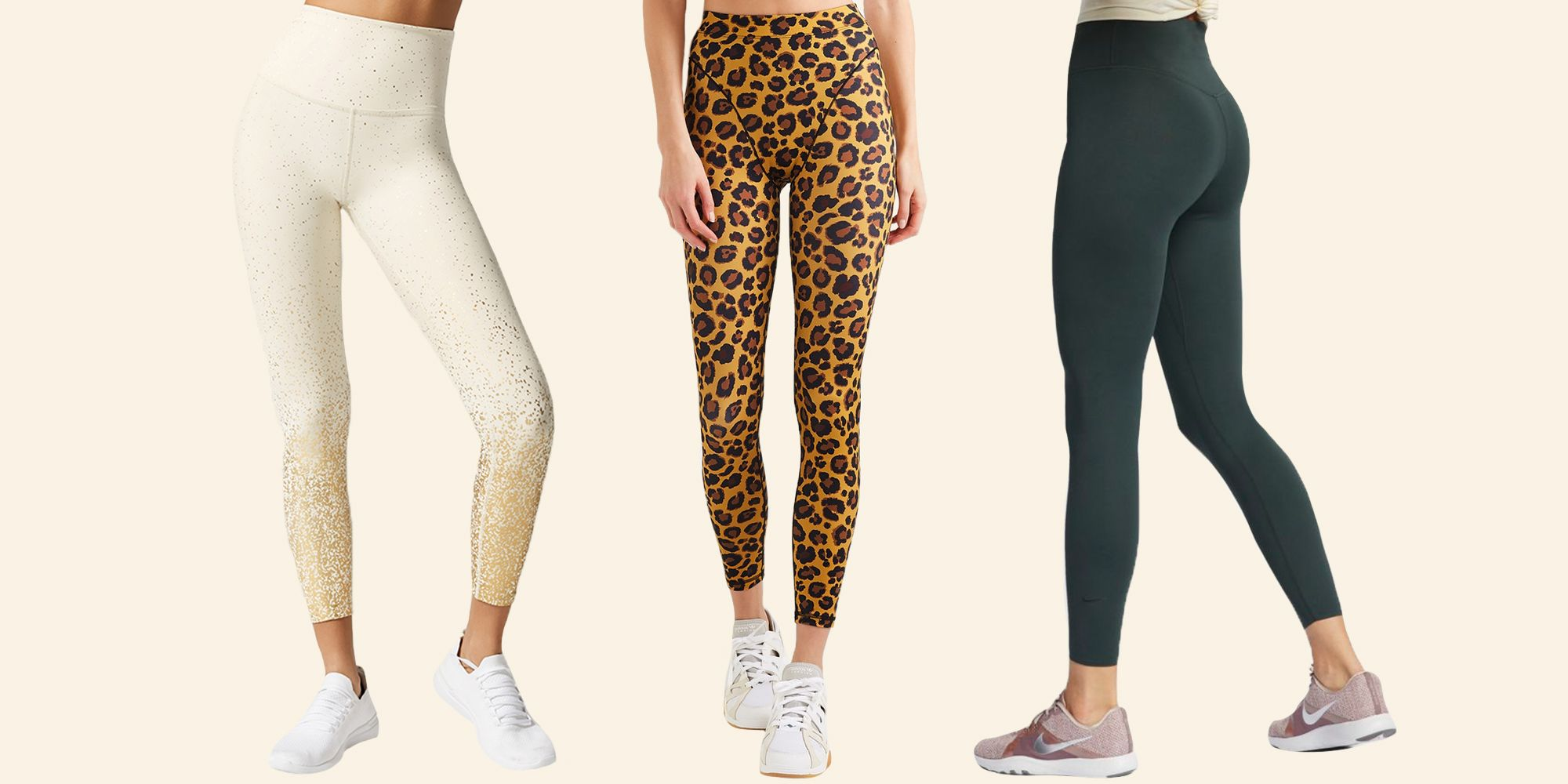16 Pairs of Leggings You Can Wear to a Real or Fake Workout