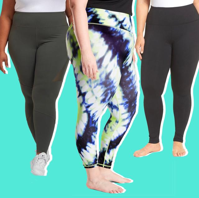 12 Best Best Plus Size Leggings For Women 2020