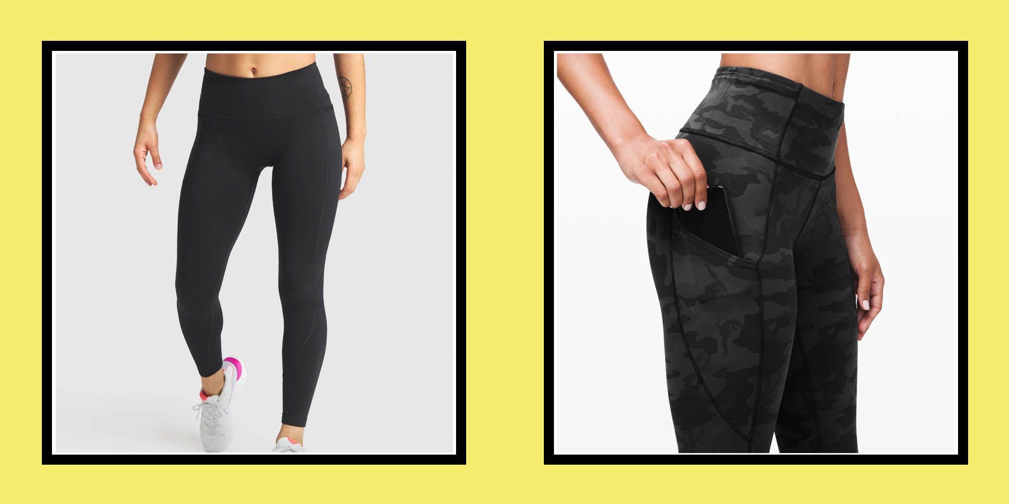 winter running leggings with pockets
