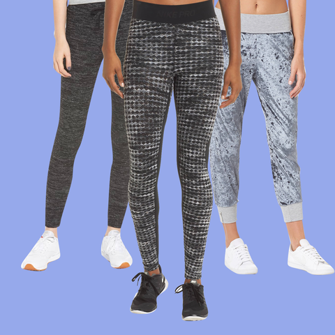 Warm Leggings and Joggers