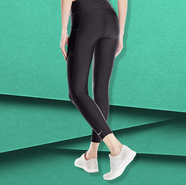 a787851b39c2a 7 Best Black Leggings For Women 2019 - High-Waisted, Cropped, Pockets