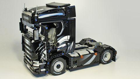 Scania Next Generation S730 Lego
