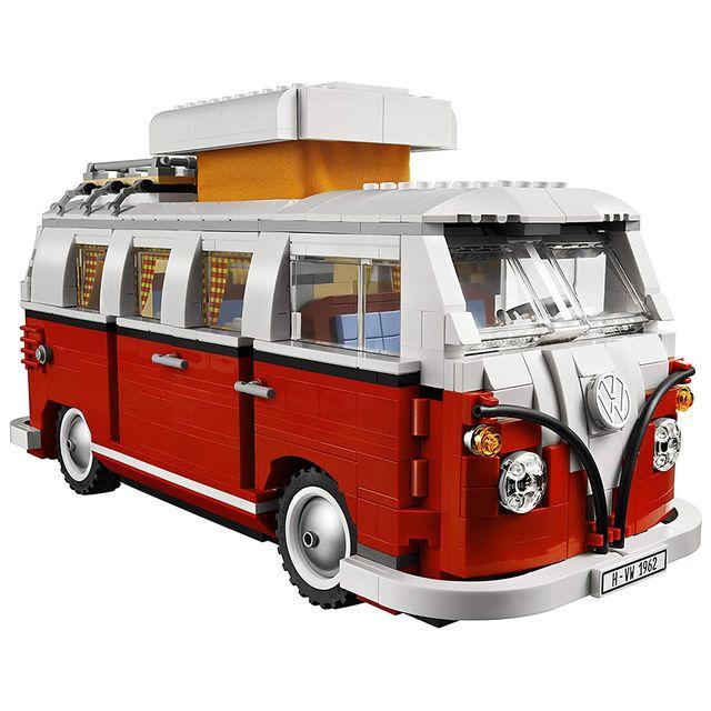 lego 1962 volkswagen t1 camper van