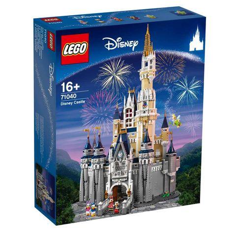 The Disney Castle 迪士尼城堡