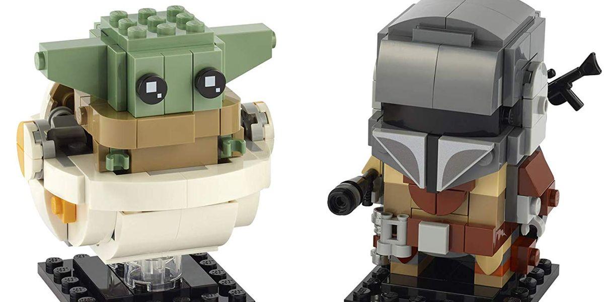 Star Wars unveils new Mandalorian LEGO sets for Baby Yoda and The Razor Crest Starship