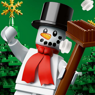 The New LEGO House Is A Christmas Wonderland