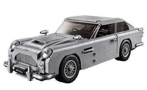Land vehicle, Vehicle, Car, Classic car, Model car, Aston martin db5, Coupé, Sedan, Toy vehicle, Convertible,