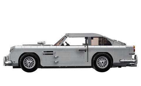Land vehicle, Vehicle, Car, Classic car, Coupé, Convertible, Model car, Sedan, Aston martin db5, Sports car,