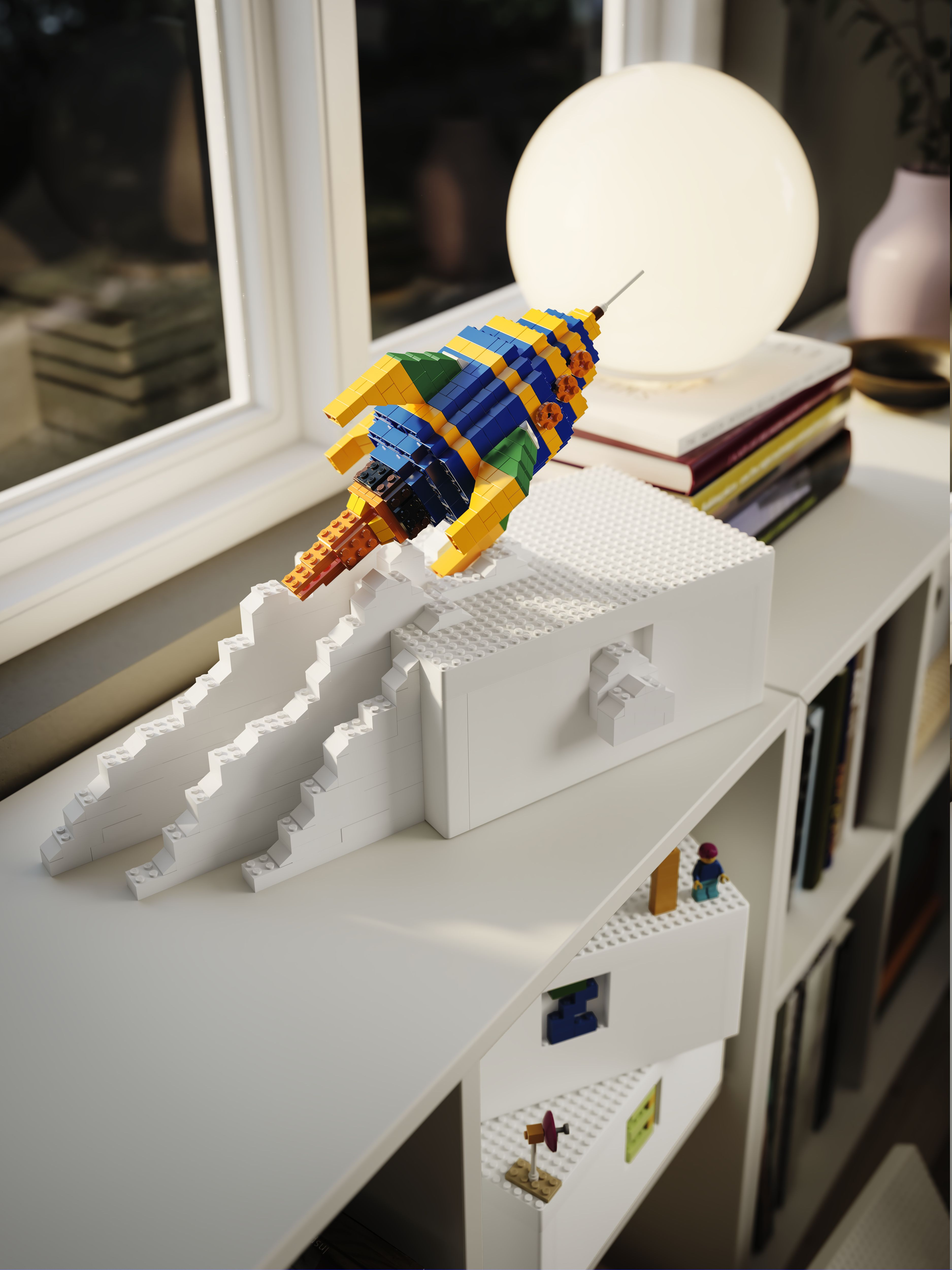 BYGGLEK: new IKEA x LEGO collection launches in October