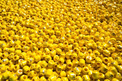Lego mercado segunda mano