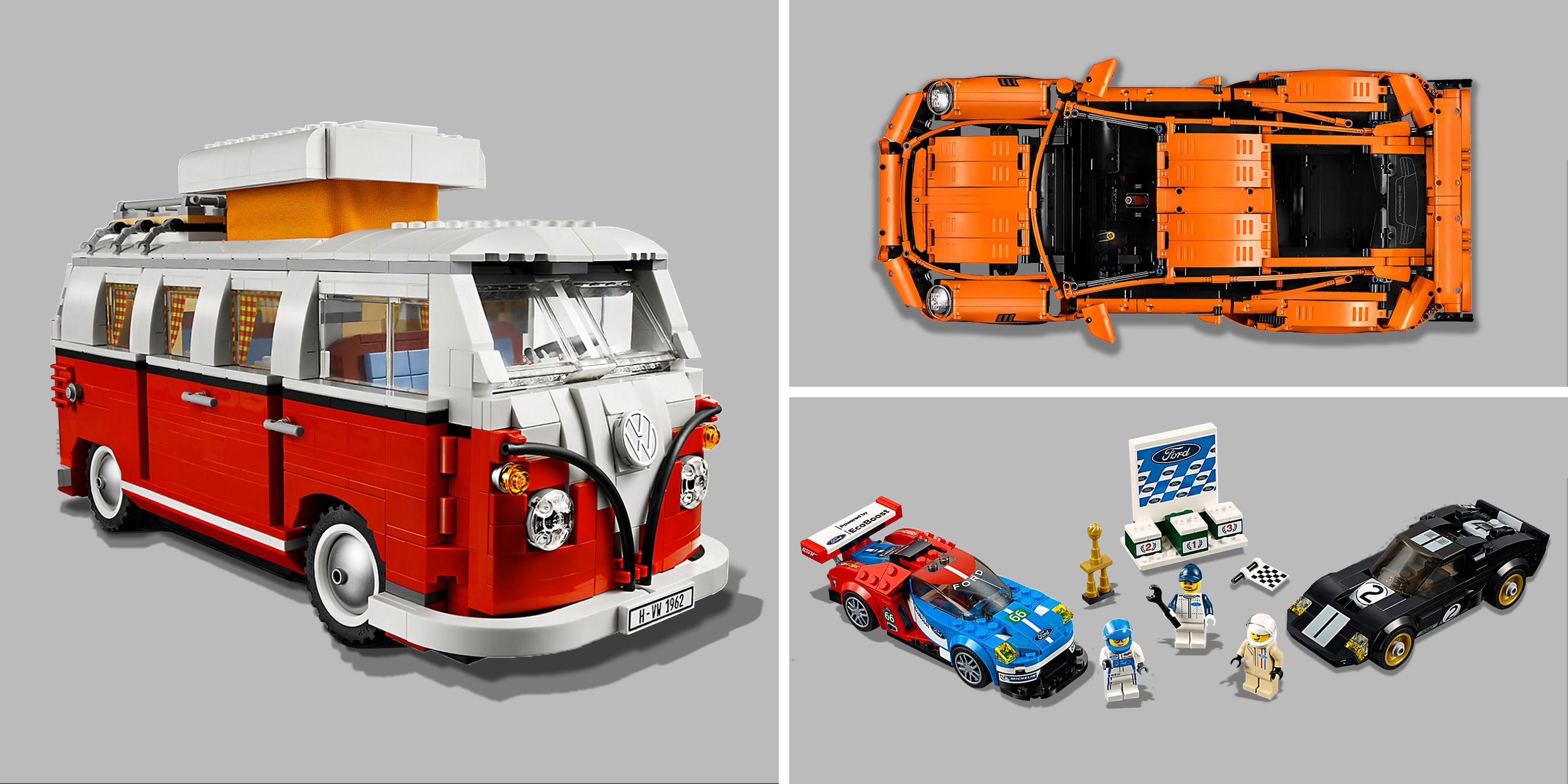 The 20 Coolest Cars You Can Buy in Lego Form