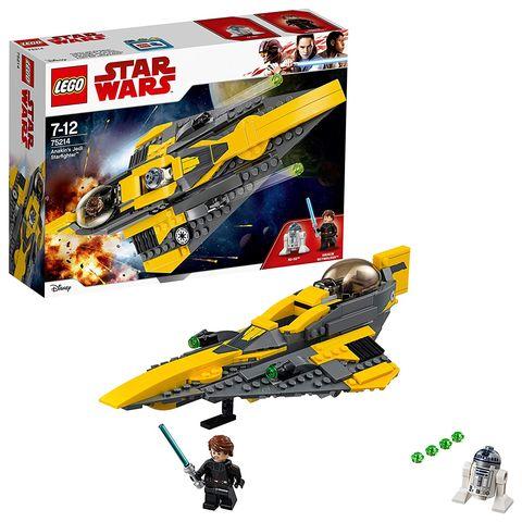 LEGO Star Wars - Caza estelar Jedi de Anakin