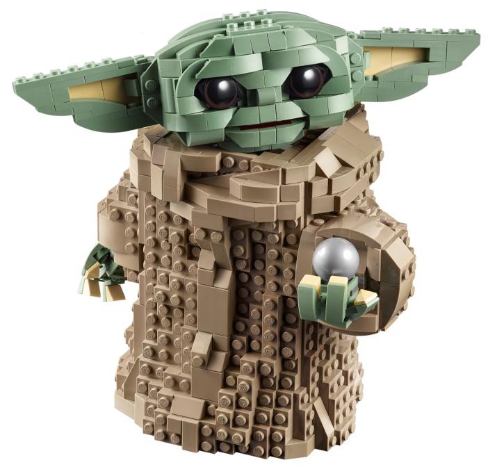 Lego Star Wars Launches Mandalorian Baby Yoda Set Pre Order Now