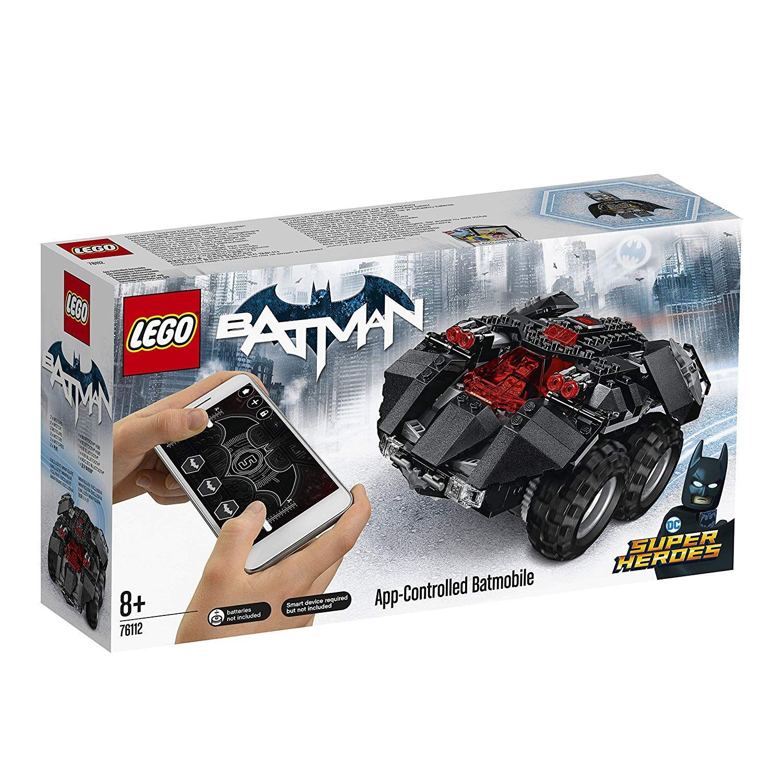 LEGO Super Heroes - Batmobile Controlado por Aplicación