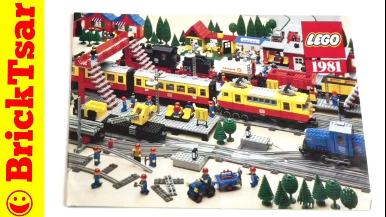 lego trainset