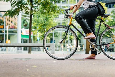 How To Ride A Bike Adult Bike Riding