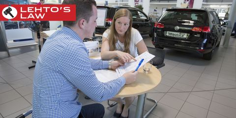 You Can Ignore Every Verbal Guarantee From A Car Salesman