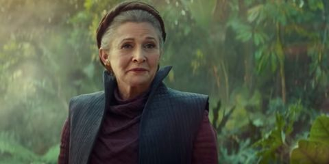 Star Wars el ascenso de Skywalker guia de personajes