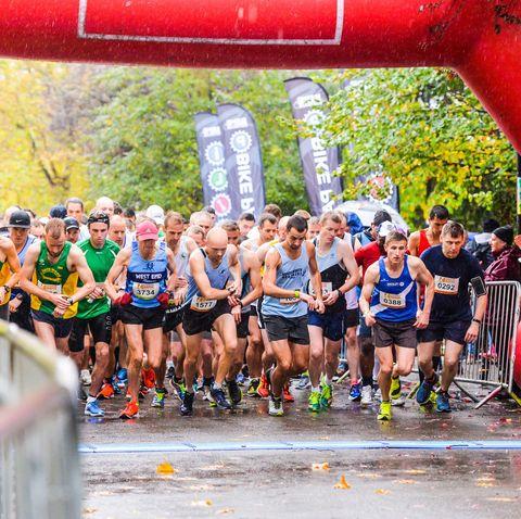 leicester half marathon cancelled