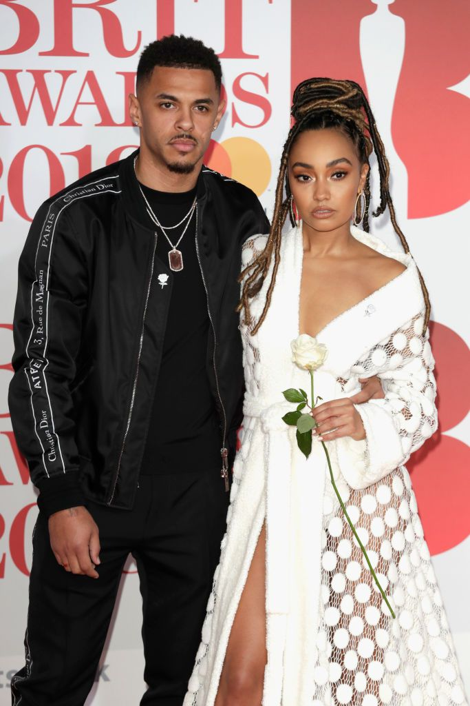 Leigh-Anne Pinnock and Andre Gray's relationship timeline