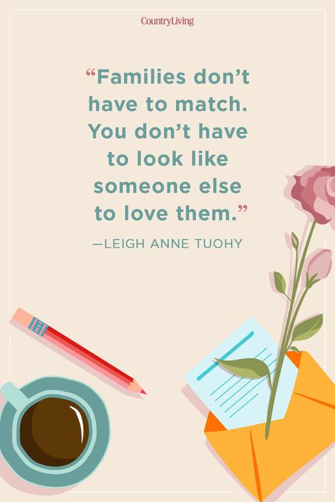 leigh anne tuohy step dad quotes