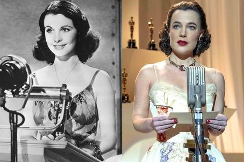 vivien leigh and katie mcguinness